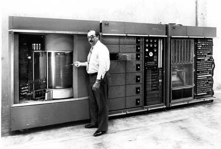 IBM y su disco duro