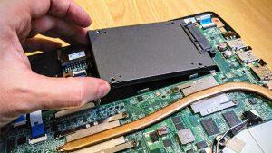 SSD a portatil