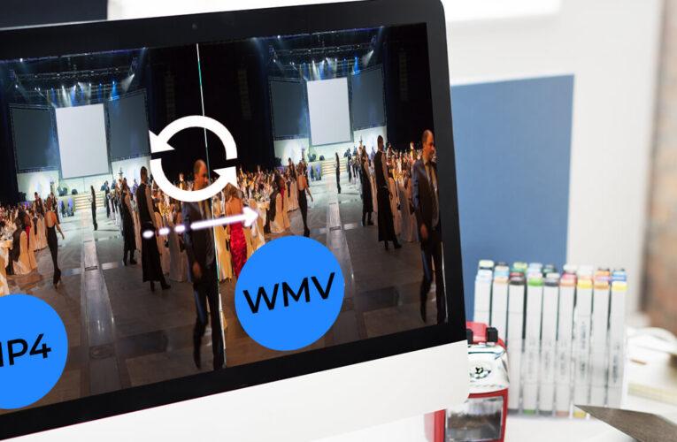 Conozca los mejores medios para convertir MP4 a WMV