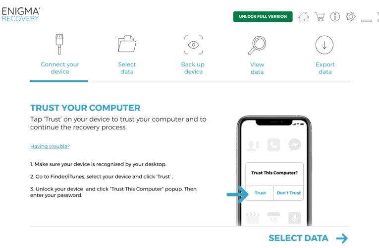 Haga una copia de seguridad de su iPhone sin iTunes o iCloud