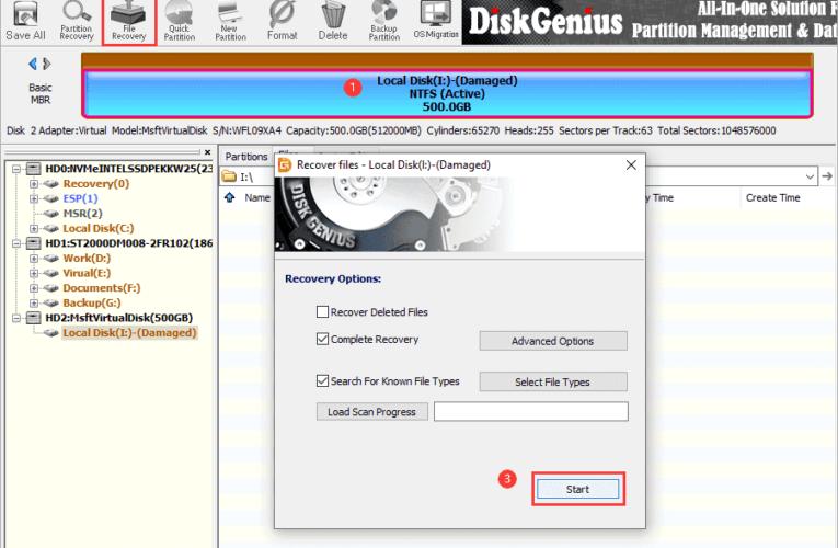 Partition Recovery Software Descarga gratuita de la versión completa