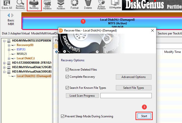 Software de recuperación de datos Descarga gratuita de la versión completa con Crack Key