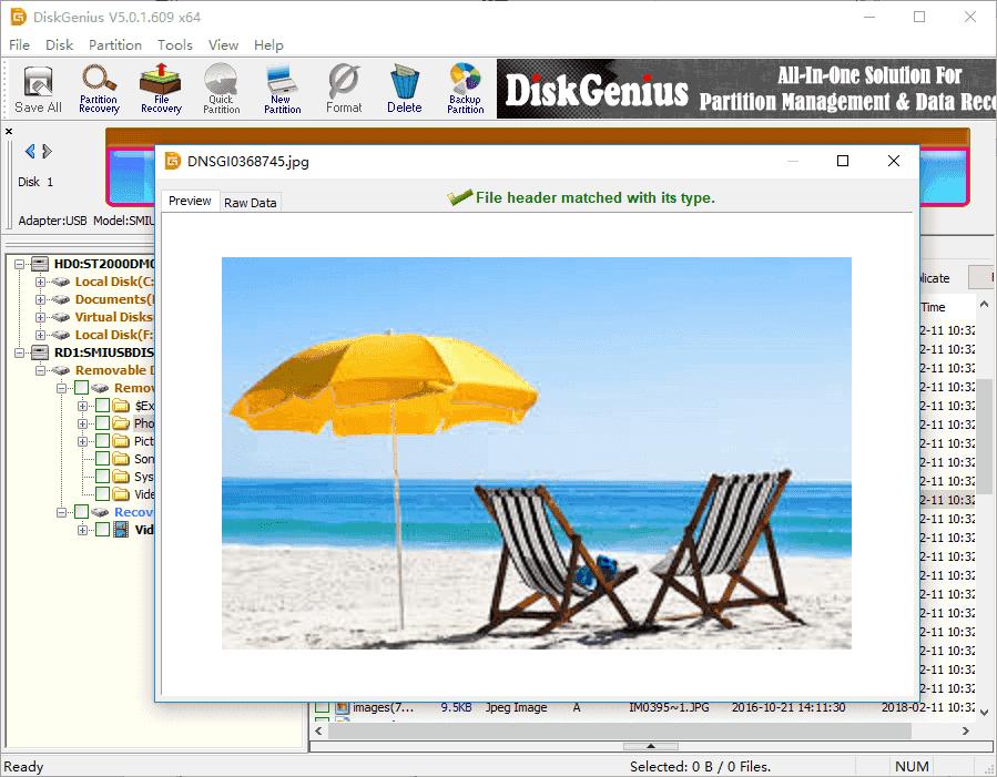 software de recuperación de datos de disco duro formateado