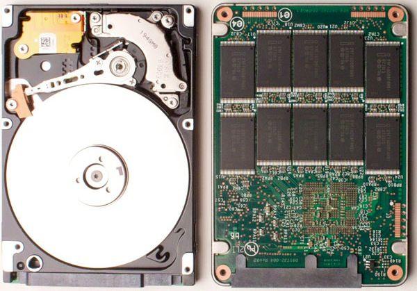 Discos duros magnéticos y SSD