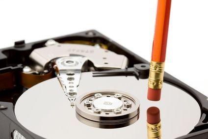 Formatee el disco duro