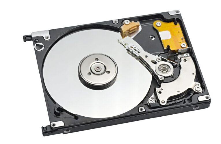 ¿Qué es un disco duro?