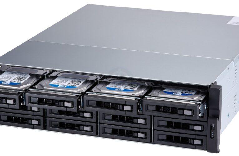 NAS con AMD integrado 2x 10GbE y 2x M.2