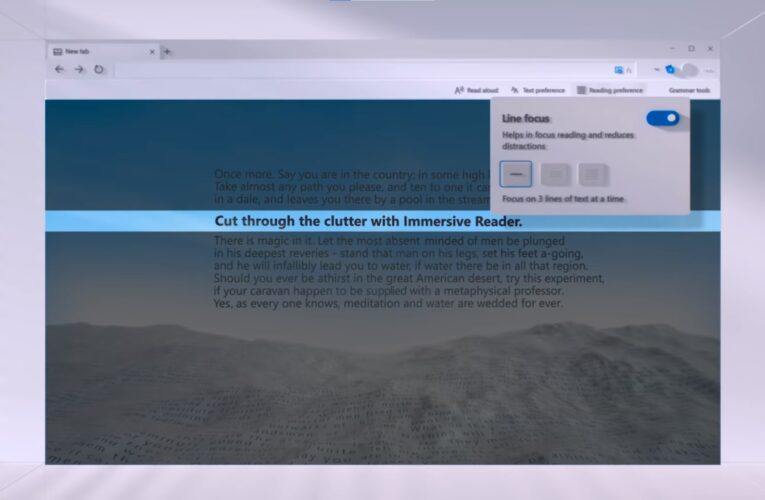 Microsoft Edge agregará texto a PDF pronto